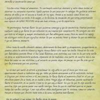 Carta de Jace a Clary en Ciudad de Cristal