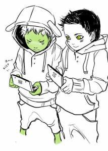 Magnus y Ragnon