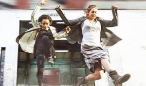 Tris y Cristina