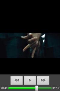 Tris y Tobias cogidos de la mano