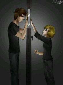 Tris y Tobias Insurgente