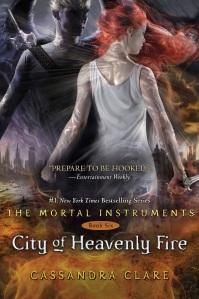 ciudad de fuego celestial