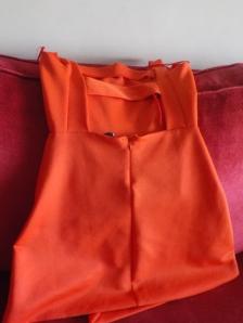 Parte trasera de vestido de Pull&Bear (verano 2014)