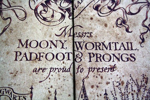 moony wormtail padfoot and prongs - 500×333