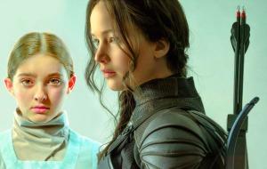 Katniss y Prim