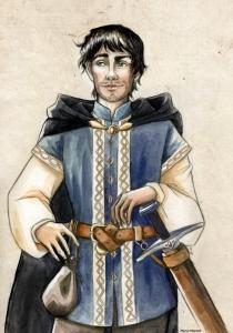 Arthmael de Silfos, ex príncipe heredero
